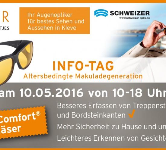 Info Tag Makuladegeneration